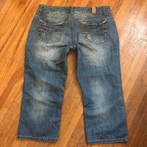 Maurice's Capri jeans